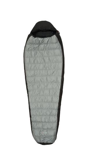 Yeti Fusion 500 makuupussi L Zip L , harmaa/musta
